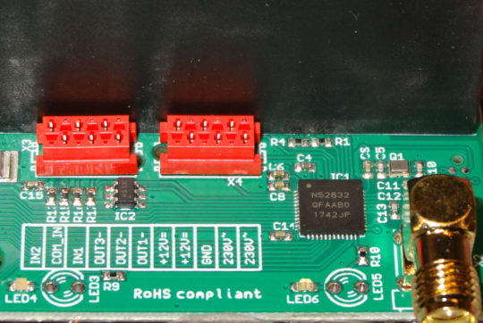 Passerelle LoRA / Bluetooth Low Energy